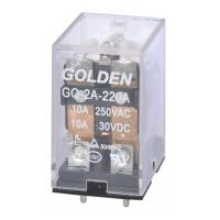 Quality Golden Relay GQ SME JQX-13F General Purpose Relay 0.6-0.8W 5-48VDC wholesale
