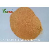 Quality 4-Aminoantipyrine Trinder Reagent  CAS NO 83-07-8 98% Yellow to brown powder wholesale