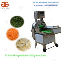 Quality Large Scale Fruit and Vegetable Cutting Machine|Potato Chips Cutting Machine|Fruit and Vegetable Cutting Equipment wholesale