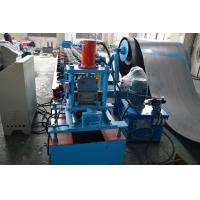 China Professional PLC Siemens Door Frame Roll Forming Machine Electric Parts Schneider on sale