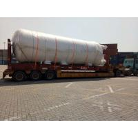 China 30M3 Vacuum Insulated Evaporator Storage Tank for Liquid Oxygen on sale