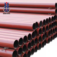 Buy cheap Flexible cast iron drain-Cast iron pipe,ISO,Grade 65-45-12 from wholesalers