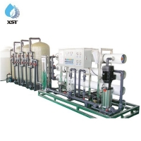 China XSTRO-10T Commercial 10T/H RO Water Treatment Plant on sale