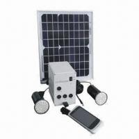 Quality 18V/5W Solar Panel Module, 1 USB Port Cell Phone Charger wholesale