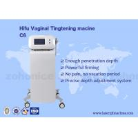 Quality High Intensity Focused Ultrasound Hifu Vaginal Tightening Machine 360 Automatic Roating wholesale