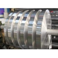Quality Hot - Rolling Mill Finished Aluminum Sheet Coil Fin Strip For Intercooler wholesale