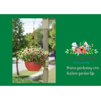 Quality Self Watering Hanging Flower Baskets / Hanging Baskets For Plants wholesale
