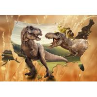 Quality Lifelike Animal Dinosaur 3D Lenticular Postcard 12x17cm Customized Theme Pictures wholesale