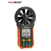 Quality High Precision Environmental Meter Portable Wind Speed Measuring Device wholesale