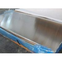 Quality Low Strength 5052 Aluminium Plate , Aluminum Alloy 5052 Good Cold Working Property wholesale