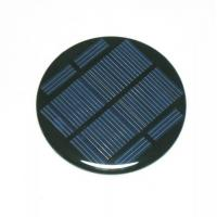Cheap Mini Epoxy Solar Panel Custom Made Size For LED Garden Light Battery for sale