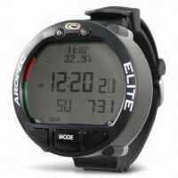 Cheap Diving Computer with Dive Time Alarm, Compass Function, 12-hour Clock and EL Backlight Function for sale