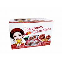 Cheap Good Taste Chocolate Chips Cookies / Chocolate Ice Cream Low Energy Production for sale