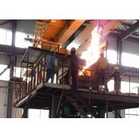 Quality Continuous casting seel pouring molten iron casting foundry steel ladle wholesale