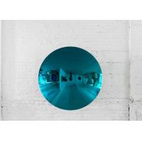 Sky Mirror Polished Outdoor Metal Wall Art Decor And Sculptures By Anish Kapoor