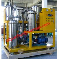 China Stainless Steel Type Lube Oil Purification Unit, Hydraulic Oil Purifier,Hydraulic Oil Polishing unit+Oil Flushing Skid on sale
