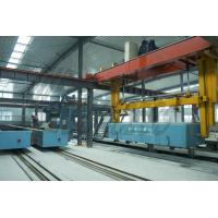 Quality Autoclaving Sand Lime Block Manufacturing Machine 150000m3 High Capacity wholesale