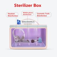 China 275nm 50mW UVC LED Lamp Sterilize Underwear / Clothes 3 Minute Micro USB Charging Port on sale