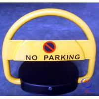 Quality Intelligent Anti theft parking space locking device , Automatic Steel Car Park Blockers wholesale