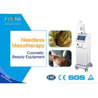 Quality Electroporation Facial Cosmetic Laser Equipment Skin Rejuvenation Needle Free Mesotherapy wholesale