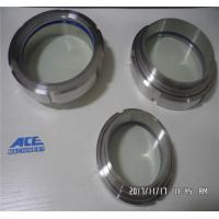 Quality Sanitary Dn40 Stainless Steel SS304 Union Type Sight Glass wholesale