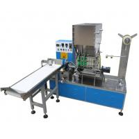 Quality Single Drinking Straw Packing Machine With 2 Colors Printed , Low Noise wholesale