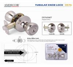 Quality Quick Install Door Lock Hardware Knob Home Remodel Hardware wholesale