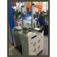 Quality 50w Fiber Laser Marking Machines Metal Engraving Machine For Phone Cover Logo Print wholesale