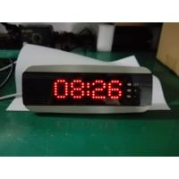 China Matrix Bus Digital Clock Show Time, Temperature and Weclome on sale