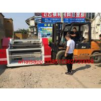 Quality Full Automatic Thermal Paper Roll Slitting Machine , Fax Paper Slitter Rewinder Machine wholesale