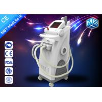 Quality Nd yag ipl rf e light laser 4 in1 hair removal skin care laser tattoo removal machine wholesale