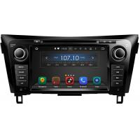Quality TDA7388 AMP IC Android Car DVD Player 8'' Screen 4G RAM Nissan X - Trail 2011 wholesale
