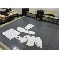 Quality Garment Apparel Shoe Paper Pattern Cutter Plotter CNC Knife Table wholesale