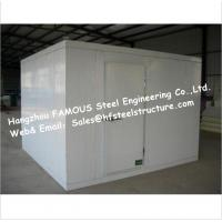 Quality Customized Walk in Freezer Rooms Made of Floor Panel And Thermal Insulation Material wholesale