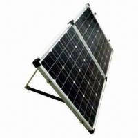 China Portable DIY Solar-powered Charger with 4.8m Cable and Crystalline Solar Cell on sale