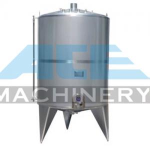 Quality 2000L Milk Storage Tank Ss304 Storage Tank (ACE-CG-Y1) wholesale
