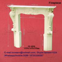 Quality PU wall niches and fireplace wholesale