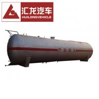 China 80 CBM Large Volume LPG Tank Trailer 18mm Shell With Stable Performance on sale