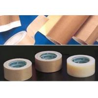 China PTFE coated fiberglass adhesive sheet & tape , high temperature resistance on sale