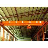China Light single Girder electric overhead travelling crane Type LDX3t-15m for industrial use on sale