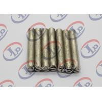 Quality Full Thread Screw Metal Machined Parts Lathe Turning 303 Stainless Steel wholesale