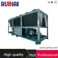 Quality Air Cooled Screw Chiller for Concrete Manufacturing wholesale