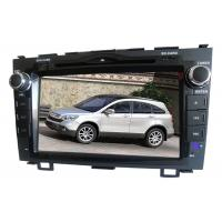 China Honda CRV 2 Din Special Radio Car Navigation DVD Audio Player with GPS , FM,AM ,RDS on sale