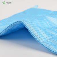 China Customizable Anti Static Lint Free Cloth Wipes Easy Cleaning For Industrial on sale