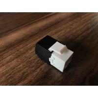 Buy cheap Gold Plating RJ45 Keystone Jack Cat6A UTP 180 Degree Tool Free Outlet from wholesalers