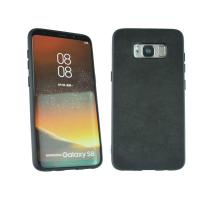 Quality 100% Alcantara Fabric  Cover Case for Samsung Galaxy S8 S8 PLUS Anti-knock Protection case for Samsung S8 wholesale
