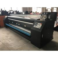 China Digital Printing Fabric Plotter Signs Two Epson DX5 Heads For Clothing Make on sale