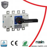 Quality Three Pole Load Break Disconnect Switch , 160A Gl ODM On Load Isolator Switch wholesale