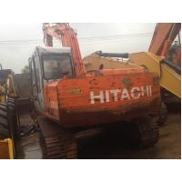 Quality Used Hitachi EX120 Excavator Japan Original 80% UC With Turbo Charger wholesale