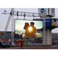 Quality P6 192*192mm panel outdoor full color Rental LED Display screen for stage wholesale
